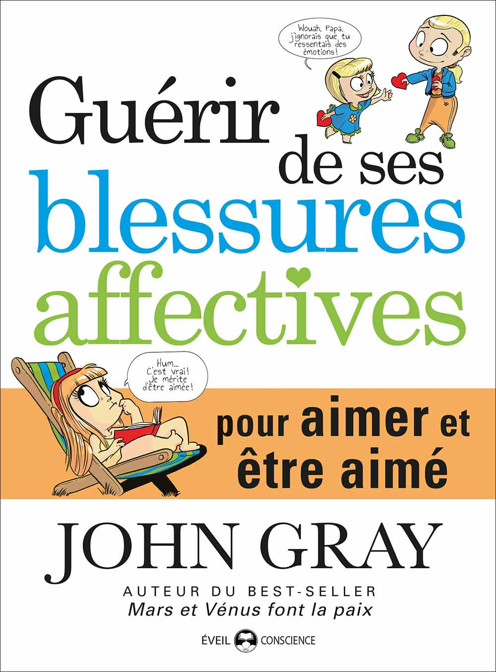 GUÉRIR DE SES BLESSURES AFFECTIVES